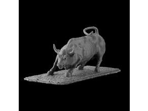 Wall Street Bull, New York