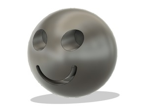 Smiley Calibration Sphere