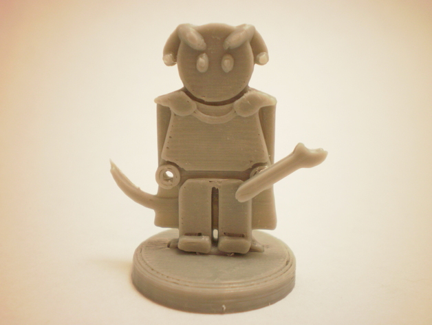 Flatminis Tiefling Warlock By Grumpyrobot Thingiverse You have the ability to cast warlock spells. flatminis tiefling warlock by