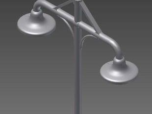 Lantern - double head