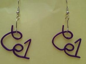 school earring (french) / rentrée des classes