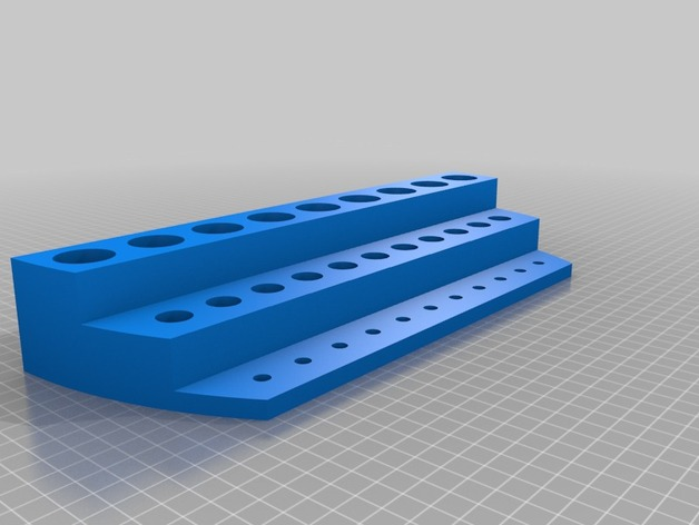 Ecig Holder by delike - Thingiverse