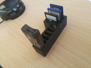 usb and card holder