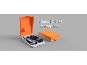 Arduino UNO storage box
