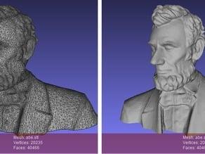 Lincoln by @tblatt of @custom3dstuff