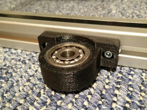 Z Bearing holder for 1200DKF, Sparkcube