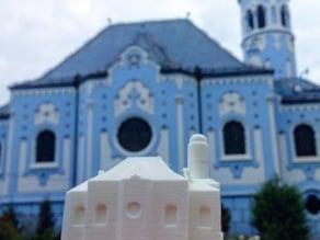 Blue church, Bratislava - Slovakia