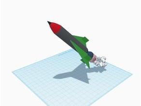 simple rocket