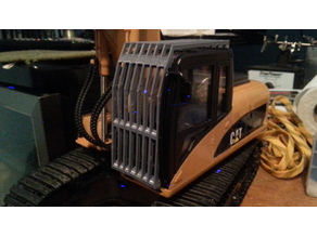 Huina 1550 Cabin Grill