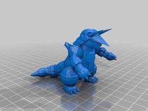 Aggron - 3D Print Ready