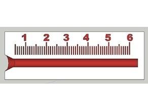 M4 A2 screw measurement