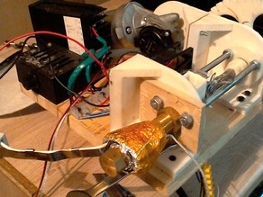 filament extruder from Jony
