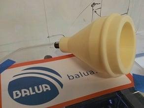 Balloon insufflator (for HAB applications)