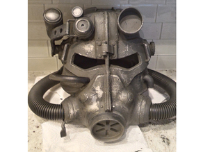 Modular Fallout 4 mask