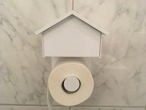Toilet paper holder / Klorollenhalter - (set of)