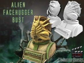 Aliens Face Hugger Bust