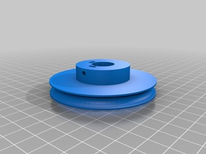 Pulley Customizer Bodged Together