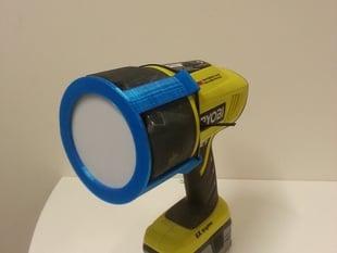 Torch Diffuser (for Ryobi One+ 18V Xenon Torch)