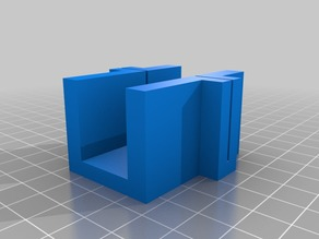 20x20 / 20x40 Extrusion (T-Slot / V-Slot) Cutting Guide