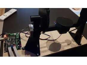 3D Scanner revised version [STEP FILES]