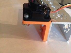 FTC Modern robotics V3 L bracket sensor mount