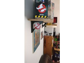 Ghostbusters Shelf Bracket