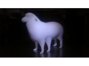 Sheep with Five Legs