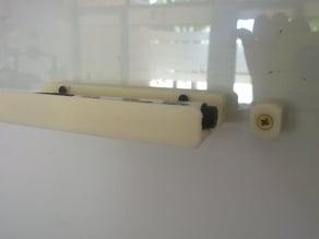 conjunto pizarron 4mm