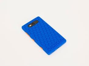 Scale Case - Nokia Lumia 820