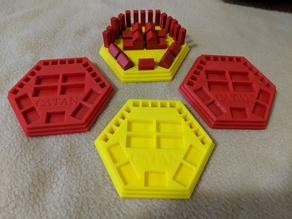 Catan Piece Holder