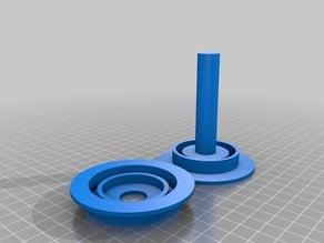 Horizontal Filament Spinner Roller Thrust Bearing