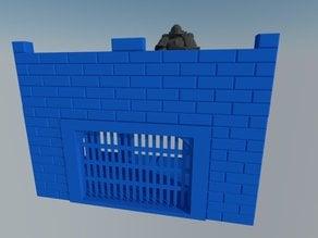 Build Your Own Castle - Part 1 - Front Gate