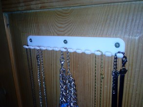 Necklace rack/ holder- Kettenhalterung