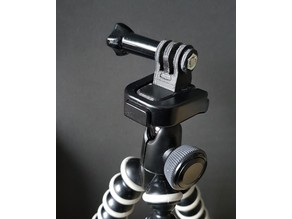 GoPro JOBY tripod/gorillapod mount