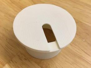 Wire Management Plug - 40mm