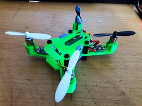 Frog 100 - Micro FPV Quad - (8.5mm Hubsan X4 Motors, CC3D)