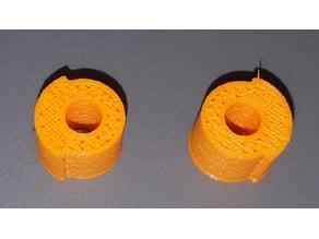 Ninebot ES2 - Rubber bushing of folding mechanism