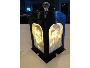 Lantern Lithophane