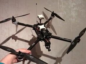 570-size quadcopter frame