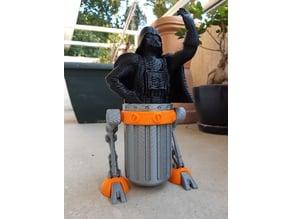 A Lid for the bin / trash walker