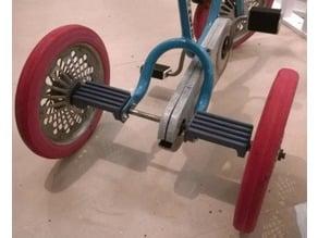 Peppino bicycle foot support (jalkatuki)