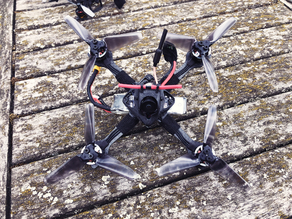 Pickle 3inch : micro fpv quadcopter frame and accessories