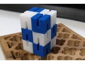 Flexible Puzzle Cube