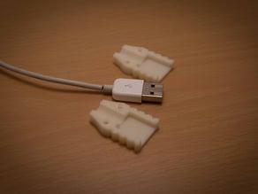 USB Strain Relief