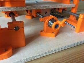 M8 (8mm) crank handle