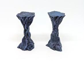 Rock Column for Gloomhaven