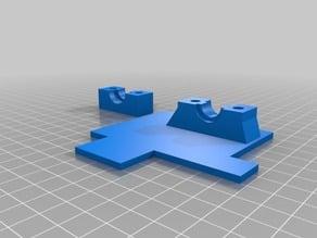 Anycubic I3 E3d V6 mount