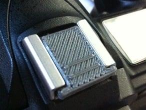 Nikon hot shoe plug
