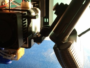 Dyne's Wanhao X-Carriage C920 Camera Mount