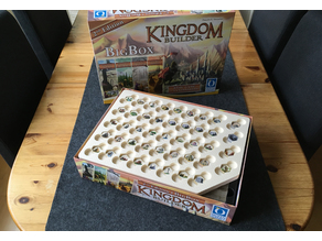 Kingdom Builder Big Box Inlay for all Location Tiles